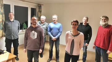 Der neue Vorstand des BfG Celle