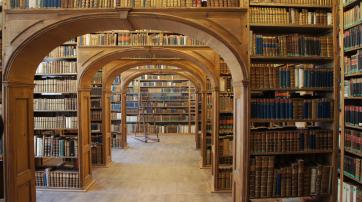 Bibliotheken waren grundlegend für die Aufklärung.
