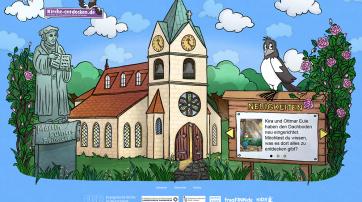 Screenshot kirche-entdecken.de