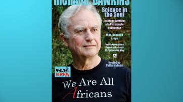 Dawkins Veranstaltung KPFA