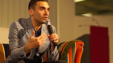 """Armin Navabi, Gründer von """"Atheist Republic"""""""