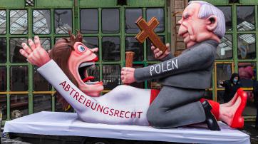 Die polnische Regierung versetzt dem Abtreibungsrecht den symbolischen Todesstoß