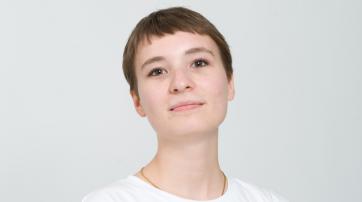 Philine Edbauer, Mitbegründerin SUBSTANZ-Arbeitsgruppe