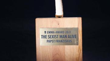 "Der ""Sexist Man Alive""-Award"