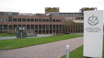 Sitz des Europäischen Gerichtshof (EuGH) in Luxembourg