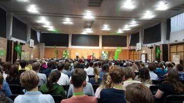 Grundsatzakademie von Bündnis90/Die Grünen im August 2019