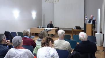 Gründungsversammlung der Säkularen Flüchtlingshilfe Hamburg