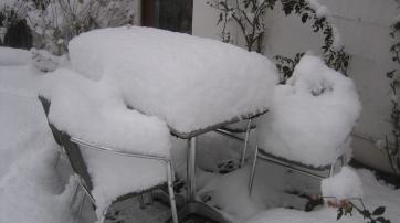 Foto aus dem Winter 2010/2011
