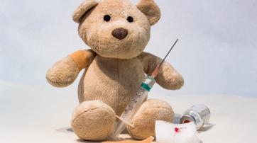 """Kleiner """"Pieks"""", große Wirkung: Impfen ist wichtig"""