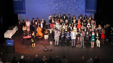 """Es ist ein Verdienst der """"Alten"""", dass heute die Jugendfeier (hier: Hannover 2012) so prachtvoll gefeiert werden kann."""