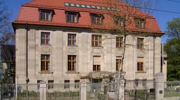 Sitz des 5. Strafsenats des Bundesgerichtshofs
