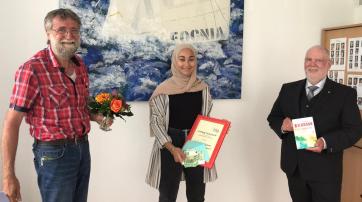 Verleihung des Ludwig-Feuerbach-Schülerpreises