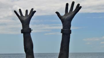 Sklaverei (Symbolbild)