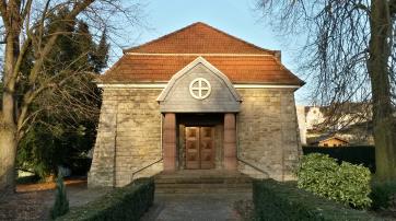 Freireligiöse Erbauungshalle in Ingelheim am Rhein