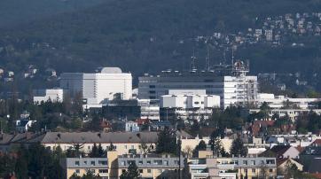 Das ORF Zentrum Küniglberg in Wien