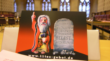 Moses in Münster