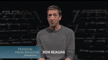Ron Reagan
