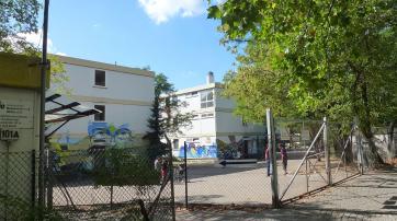 Asylbewerberheim in Berlin-Siemensstadt (2013)
