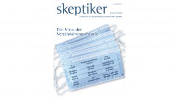 Cover des Skeptiker-Sonderhefts