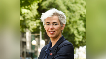 MdB Ulle Schauws (Bündnis 90/Die Grünen)