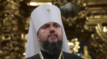 Epiphanius, Oberhaupt der ukrainisch-orthodoxen Kirche