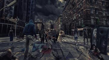 Die Suizidbefürworter ziehen durch die Stadt!
