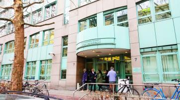 Das Berliner Verwaltungsgericht