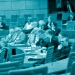 Im Plenum des Landtages
