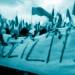 Warschau, 11. November 2017: Blockade des Marsches der Faschisten