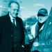 Carl Achleitner mit Dr. Gerhard Engelmayer