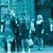 Landtagsabgeordnete verlassen nach dem ökumenischen Gottesdienst die Liebfrauenkirche.