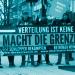 Banner der Identitären Bewegung auf einer Demonstration der Alternative für Deutschland (AfD) in Geretsried