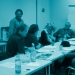Arbeitsatmosphäre in den Arbeitsgruppen