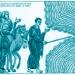Hortus Deliciarum, Moses führt das Volk Israel durch das Rote Meer