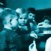Schluckimpfung im Kindergarten 1960