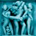 Die erotischen Skulpturen an den Tempeln von Khajuraho, Konarak und anderen werden regelmäßig mit dem Tantrismus in Verbindung gebracht.