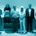 Einige Vertreter*innen des frisch gewählten Vorstandes des Arbeitskreises