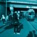 Wien: Warten auf die Bahn